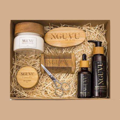 Golden Man Gift Box - NGUVU
