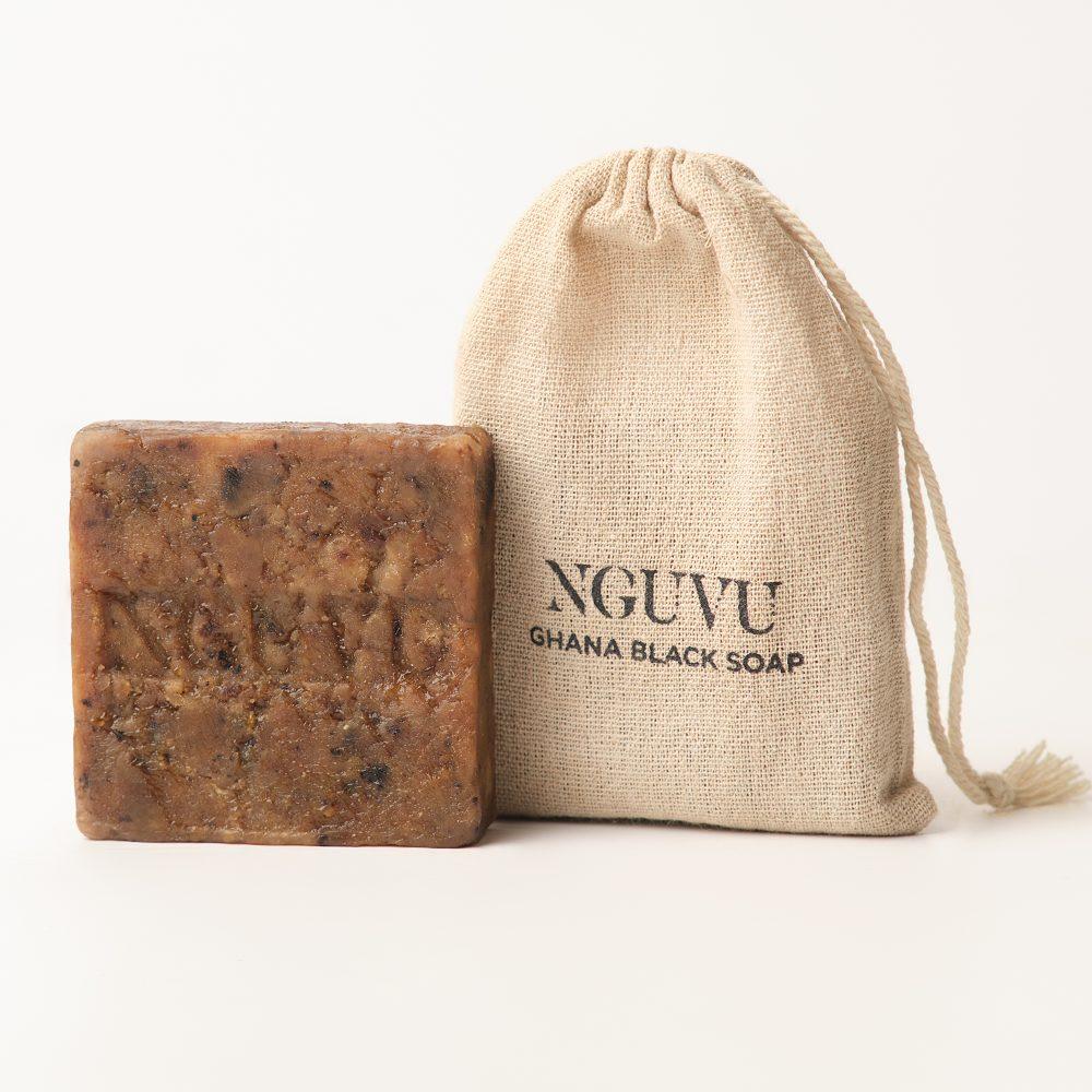 150g Ghana Black Soap