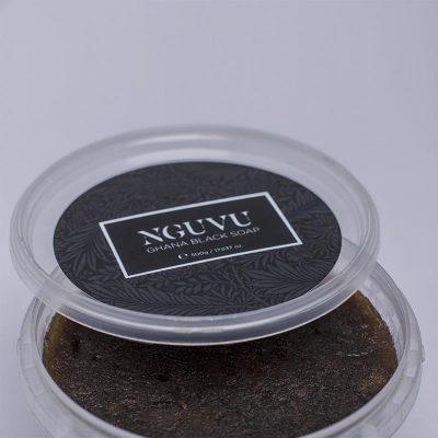 NGUVU Ghana Black Soap (Alata Samina) 500g